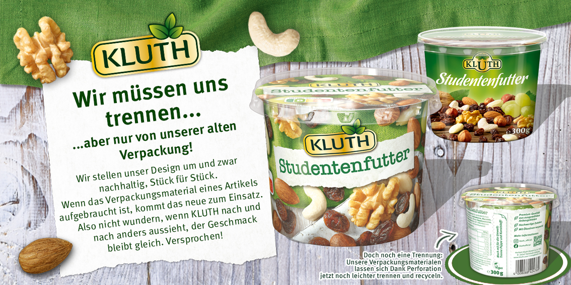 KLUTH Relaunch