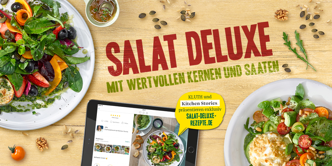 KLUTH - Salat Deluxe